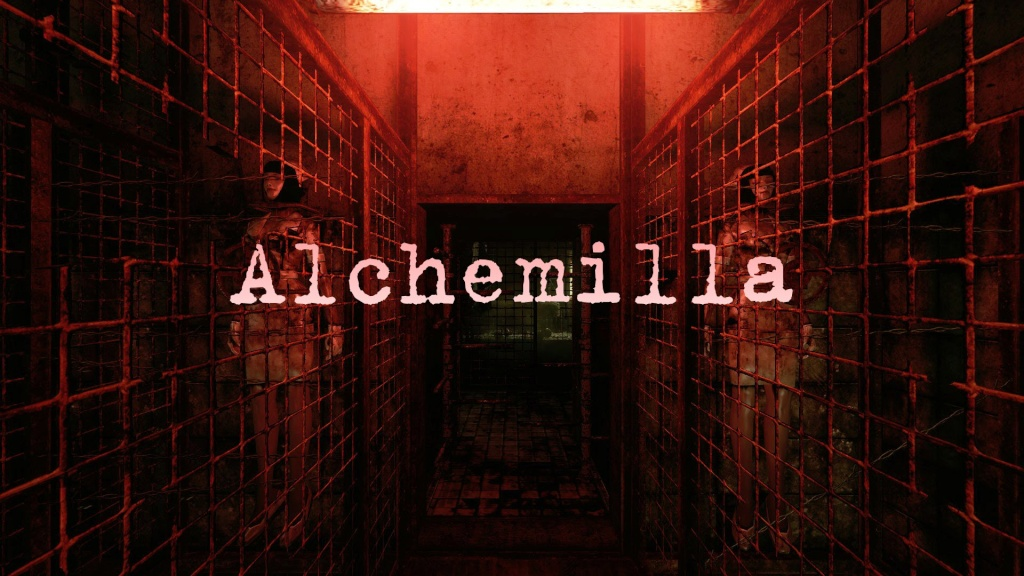Silent Hill: Alchemilla (GoldenLane Studio,2015) Alchem10