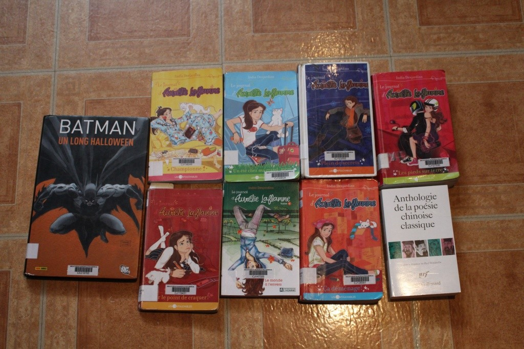 Dernier achat de livres ou autres lectures... Img_7111