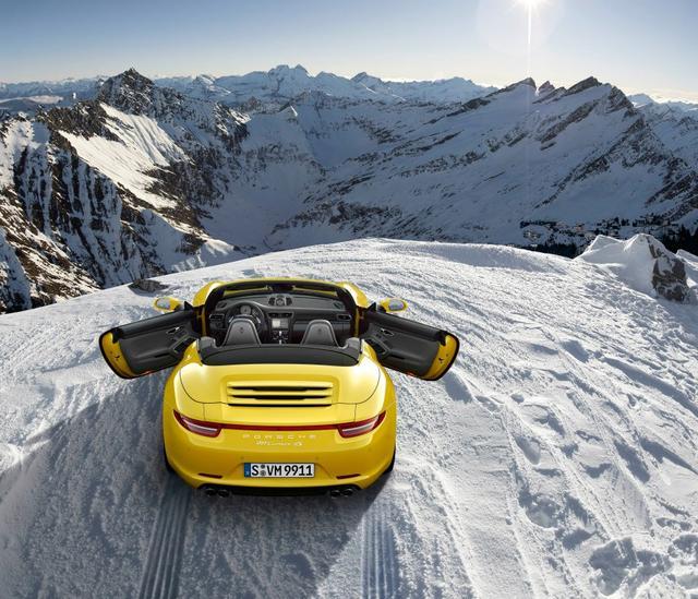 Porsche en hiver - Page 5 2013-p10