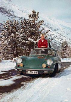 Porsche en hiver - Page 4 9514a910
