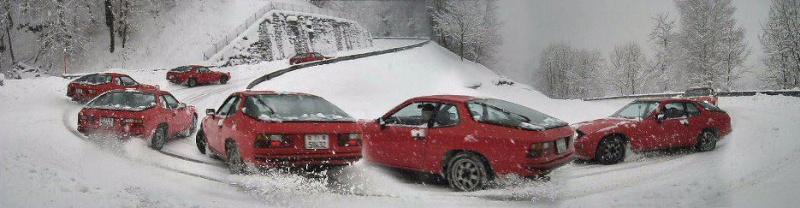Porsche en hiver - Page 4 Porsch11