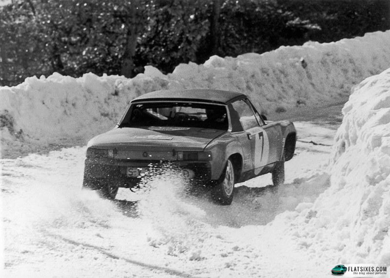 Porsche en hiver - Page 4 Porsch12