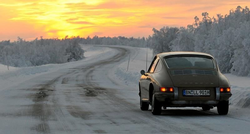 Porsche en hiver - Page 4 Porsch13