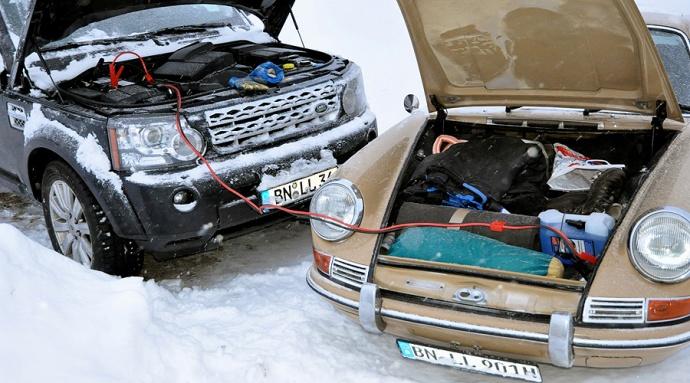 Porsche en hiver - Page 5 Porsch16