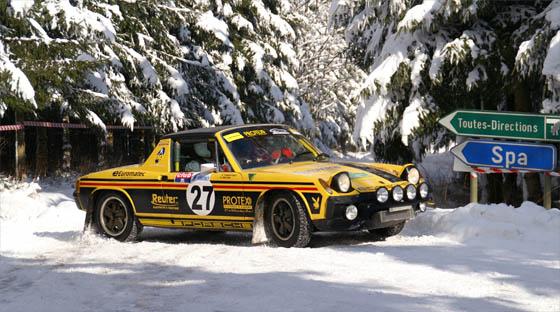 Porsche en hiver - Page 5 Porsch21
