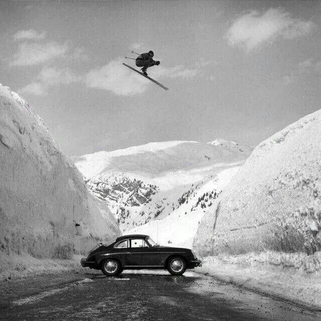 Porsche en hiver - Page 5 Ski10