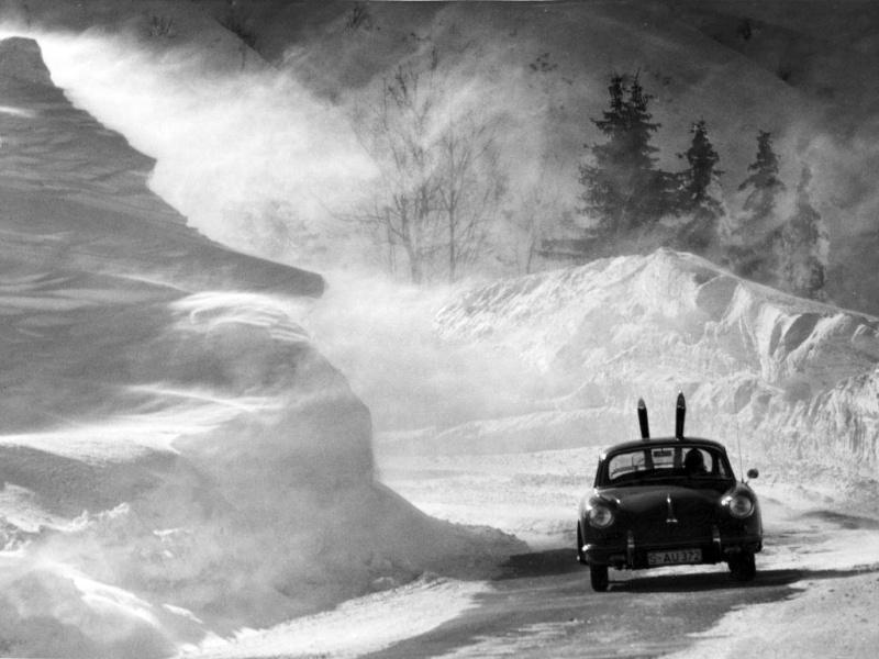 Porsche en hiver - Page 5 Ski210