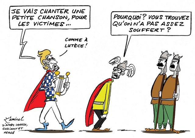 Dessin remarquable de la Revue de Presque qui Cartoone - Page 6 25378711