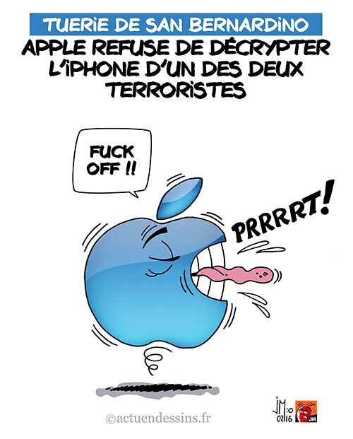 Actu en dessins de presse - Attention: Quelques minutes pour télécharger - Page 6 Apple-10