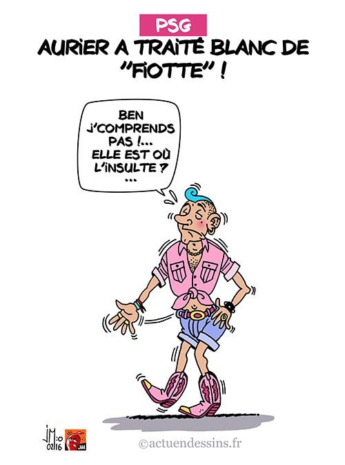 Actu en dessins de presse - Attention: Quelques minutes pour télécharger - Page 6 Aurier10
