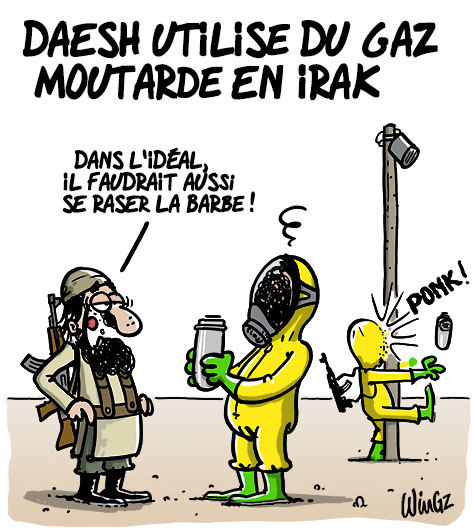 Actu en dessins de presse - Attention: Quelques minutes pour télécharger - Page 6 Daesh-10