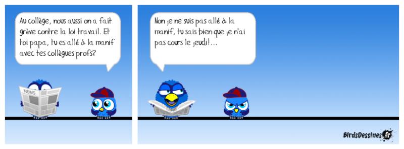 Dessin remarquable de la Revue de Presque qui Cartoone - Page 6 Leprov10