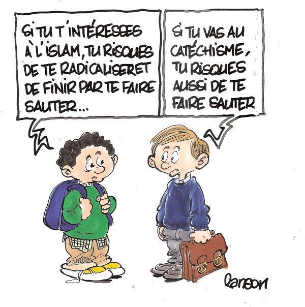 Dessin remarquable de la Revue de Presque qui Cartoone - Page 6 Ranson12