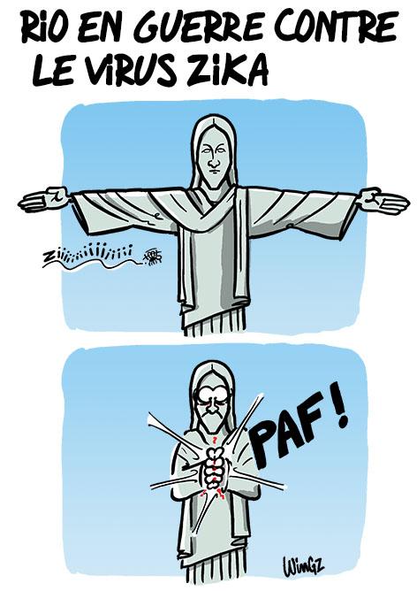 Dessin remarquable de la Revue de Presque qui Cartoone - Page 5 Rio-zi11
