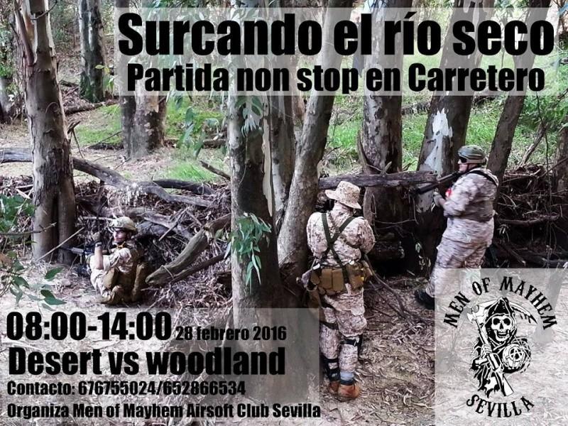 Partida en F.Carreteros | Men of Mayhem | 28 febrero 12742410