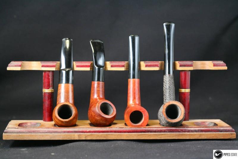 Kit débutant  4 pipes + chenillettes + cure-pipe tchèque Img_2010