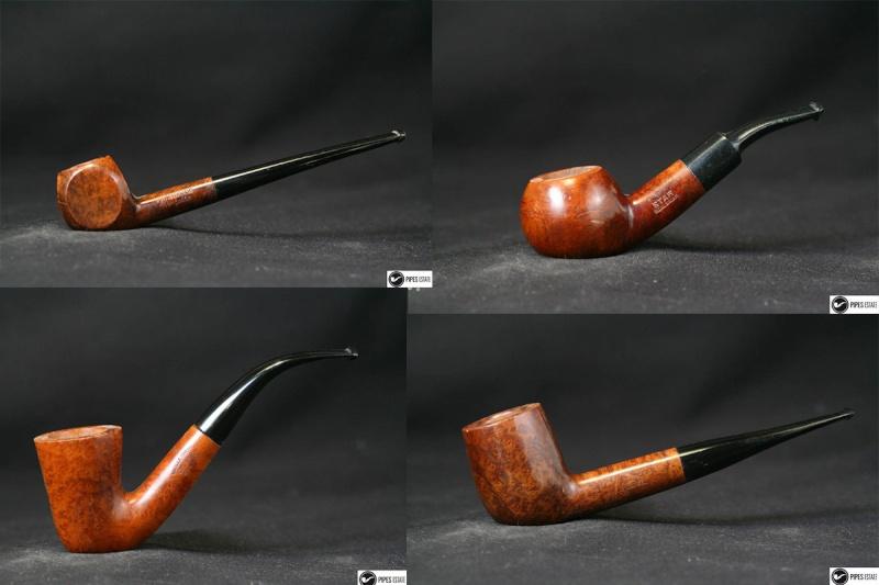 Kit débutant  4 pipes + chenillettes + cure-pipe tchèque Lot210