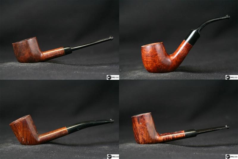 Kit débutant  4 pipes + chenillettes + cure-pipe tchèque Lot310