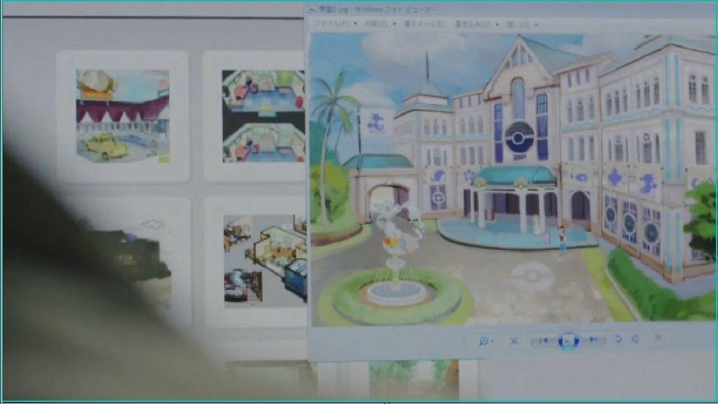 POKEMON SUN AND POKEMON MOON!! (NINTENDO DIRECT 02/26/16) Screen14