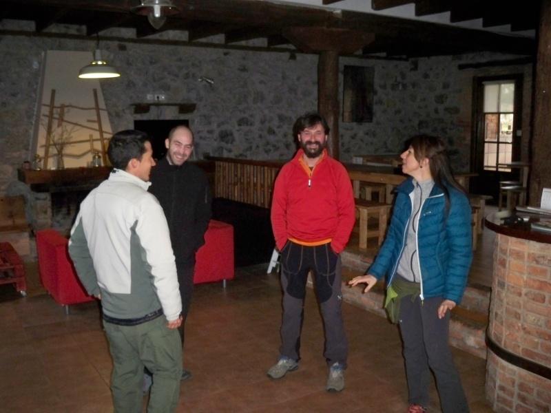 Vía ferrata: 11-13 de marzo 2016- El Cáliz, El Risco y Socueva (Cantabria) 100_0910