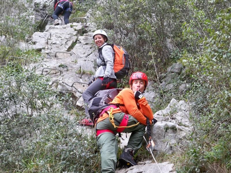 Vía ferrata: 11-13 de marzo 2016- El Cáliz, El Risco y Socueva (Cantabria) 100_0913