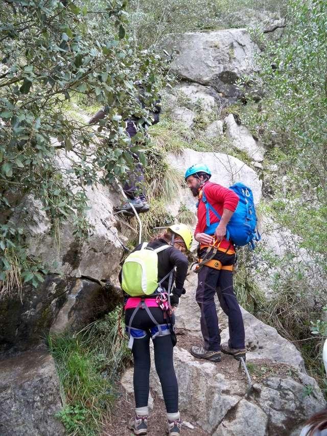Vía ferrata: 11-13 de marzo 2016- El Cáliz, El Risco y Socueva (Cantabria) 100_0914