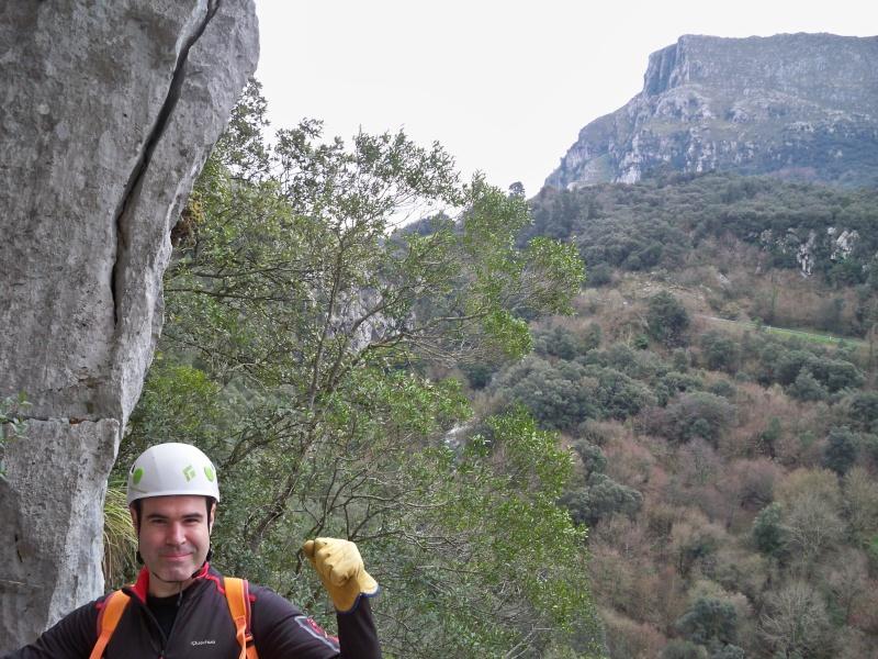 Vía ferrata: 11-13 de marzo 2016- El Cáliz, El Risco y Socueva (Cantabria) 100_0916