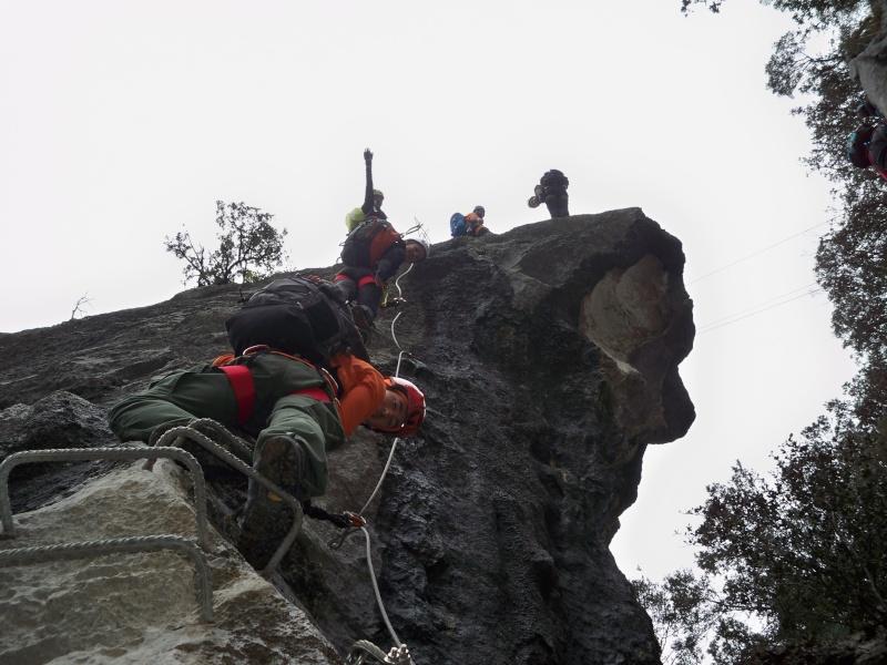 Vía ferrata: 11-13 de marzo 2016- El Cáliz, El Risco y Socueva (Cantabria) 100_0918
