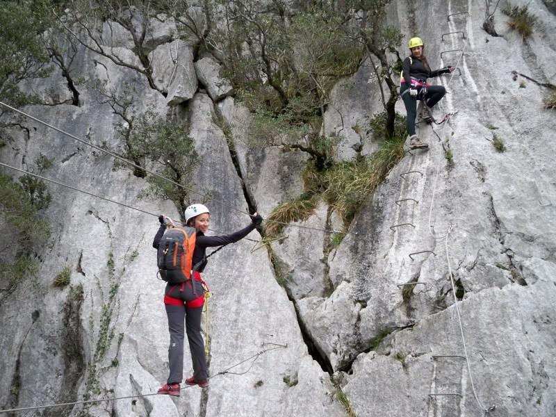 Vía ferrata: 11-13 de marzo 2016- El Cáliz, El Risco y Socueva (Cantabria) 100_0922