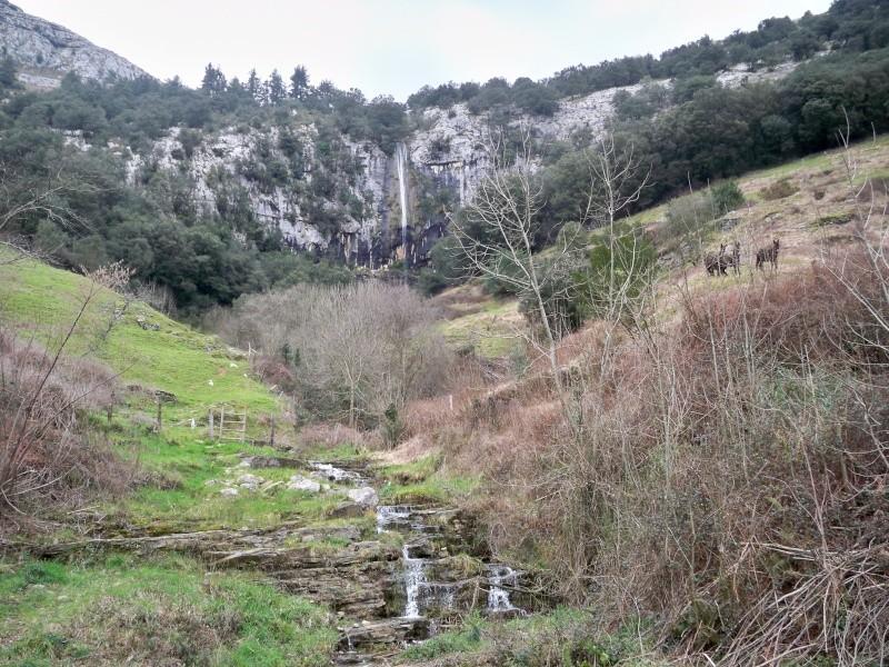 Vía ferrata: 11-13 de marzo 2016- El Cáliz, El Risco y Socueva (Cantabria) 100_0930