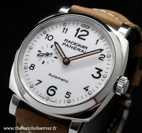 panerai - 3 Aiguilles, No-Date, Sport/Casual... quoi à part Rolex ou Panerai? Pam65510