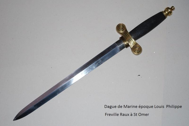 Dague ?, Glaive ?.Demande identification. Dague_11