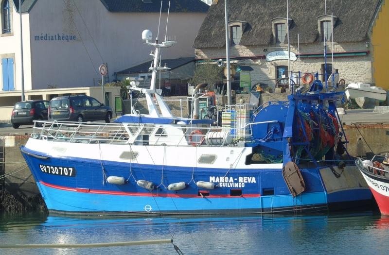 [VIE DES PORTS] Quelques bateaux de pêche (sur nos côtes Françaises) - Page 21 Mangar10