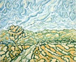 Les cours de peinture de C/C et Alek. - Page 5 Champs10