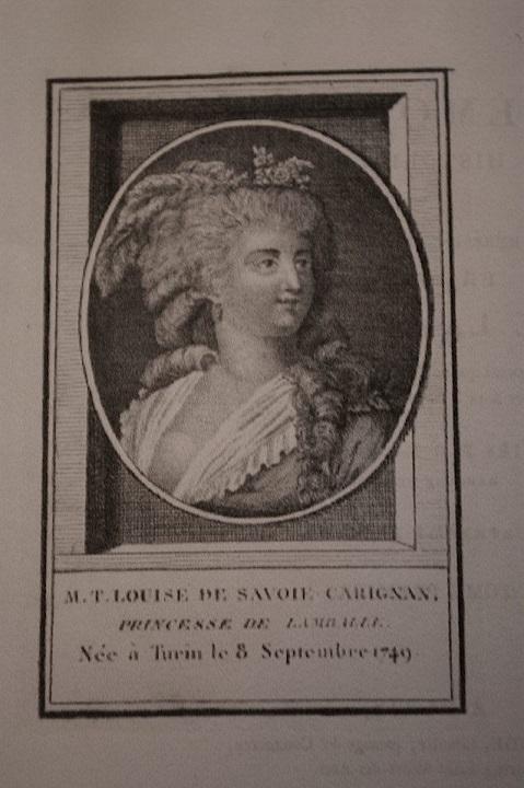 Marie-Thérèse-Louise de Savoie-Carignan, princesse de Lamballe - Page 2 10600610