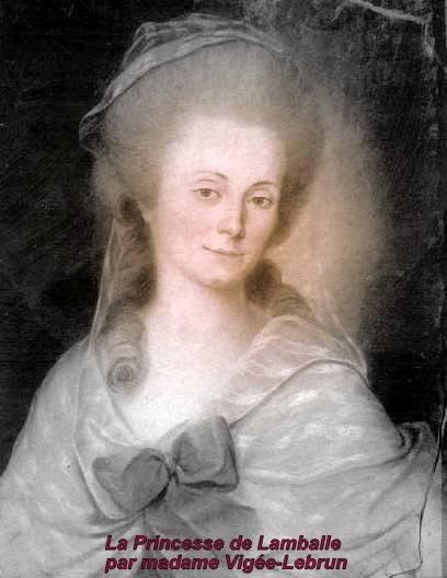 Marie-Thérèse-Louise de Savoie-Carignan, princesse de Lamballe - Page 2 11102911