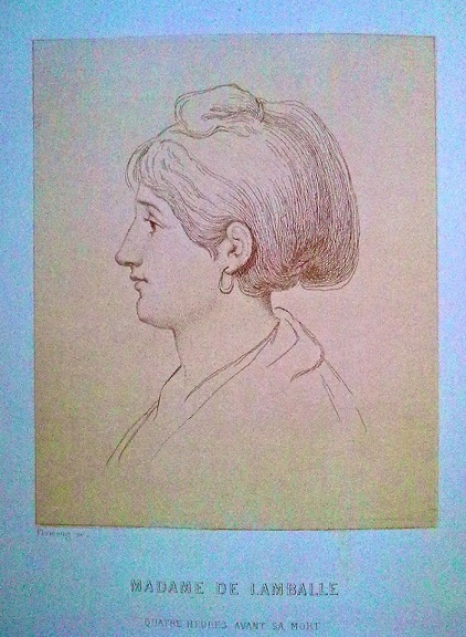 Marie-Thérèse-Louise de Savoie-Carignan, princesse de Lamballe - Page 2 11703310