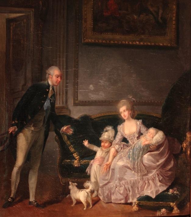 Marie-Thérèse-Louise de Savoie-Carignan, princesse de Lamballe - Page 2 Le_duc10