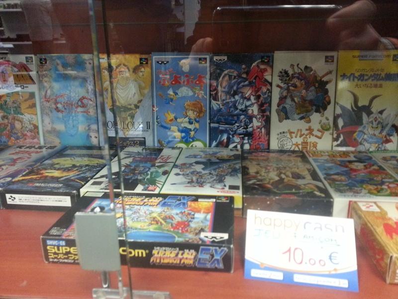 Jeux Super Famicom - Disponible dans le Cash près de chez moi 2016-032