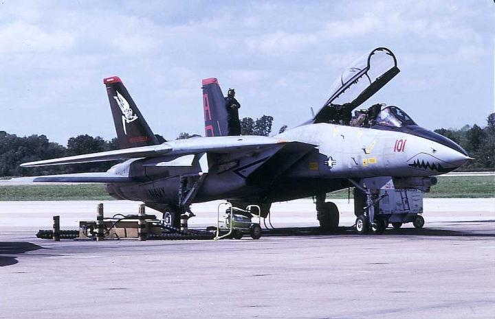 f14B bombcat  trumpeter 1/32  F-14b-10