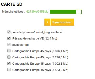 Cartographie Europe 45 pays à 0 € sur R-Link Store - Page 2 Captur12