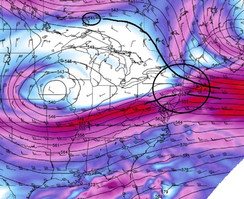 2016 Spring Snowstorm: Observations & Snow Map Rgem_510