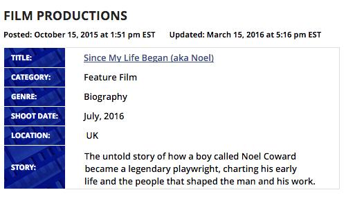 Chris to star in Noel Coward biopic - Page 32 Image10