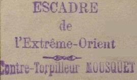 * MOUSQUET (1903/1914) * 19050910