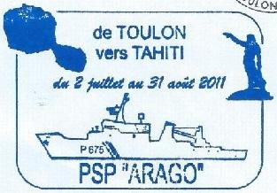* ARAGO (1991/....) * 20110812