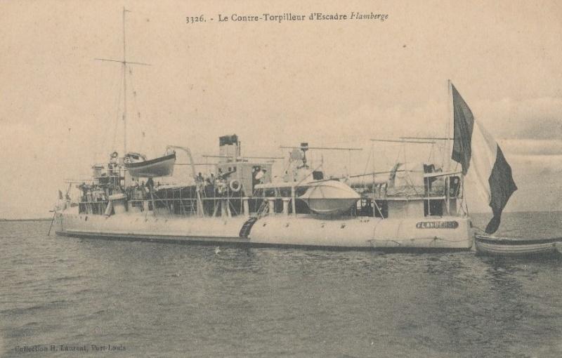 * FLAMBERGE (1903/1920) * 231_0010