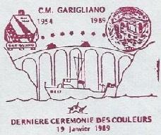 * GARIGLIANO (1954/1988) * 254_0010