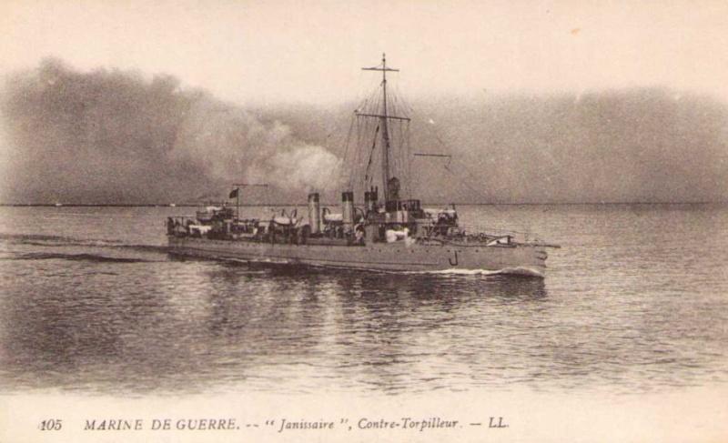 * JANISSAIRE (1911/1920) * 273_0010
