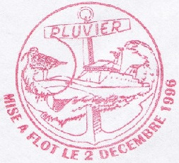 * PLUVIER (1997/....) * 424_0010