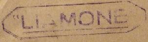 * LIAMONE (1946/1949) * 481010